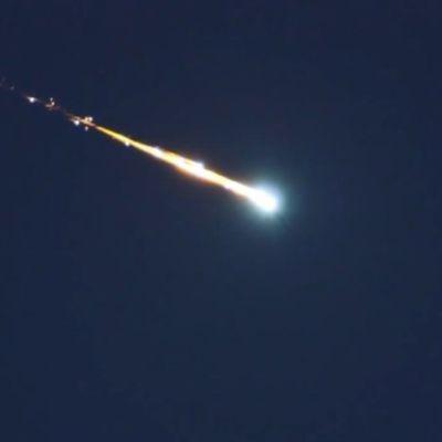 NASAn tallentama arkistokuva tulipallosta.