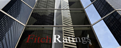Fitch Ratings kontorsbyggnad i New York.