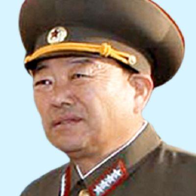 Hyon Yong-Chol.