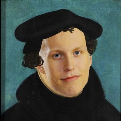 Patrik Laine Martti Luther