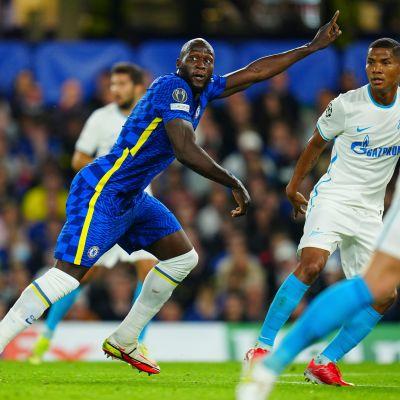 Romelu Lukaku sinetöi voiton Chelsealle