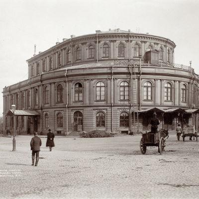 Svenska teatern i Helsingfors, ca 1900