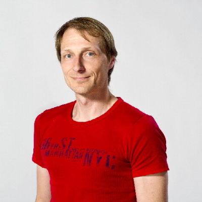 Magnus Eklöv.
