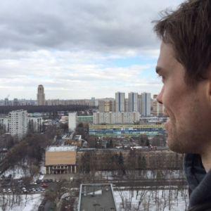 Petteri Koponen Moskovan huipulla