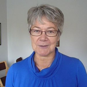 Barbro Kloo är medlem i social- och hälsovårdsnämnden i Vasa.