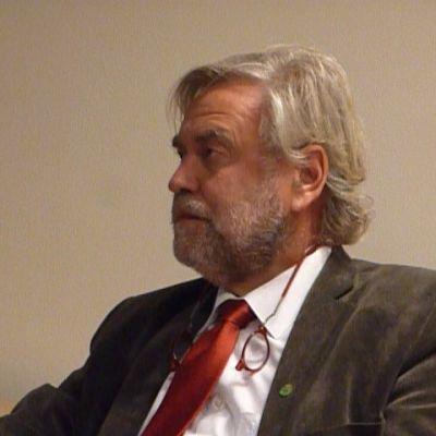 Stadsdirektör Mårten Johansson i Raseborg.
