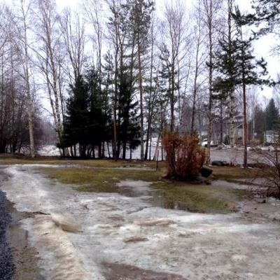 Översvämning vid Lappfjärs å