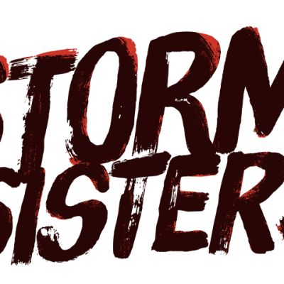 Storm Sisters -kirjan logo.