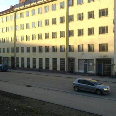 Pelastusarmeijan talo Lahdessa.