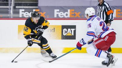 Kasperi Kapanen är glödhet i NHL.