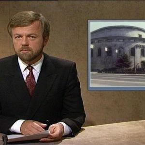 Tv-nytt om Svenska Teatern