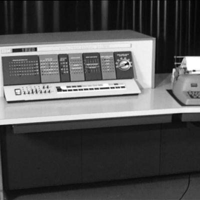 Dator, 1962