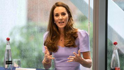 Hertiginnan av Cambridge, Catherine.