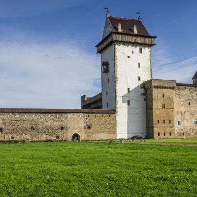 Narva slott i Estland