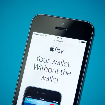 Apple Pay Iphone 5:ssa