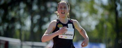 Johanna Peiponen.