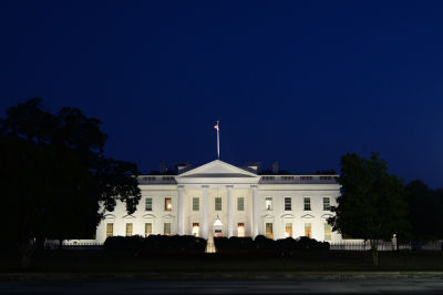 Vita Huset kvällstid