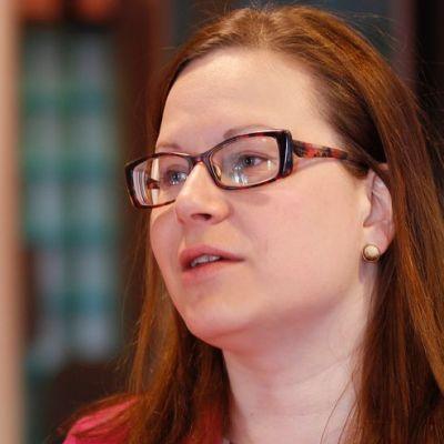 Keskustan kansanedustaja Marisanna Jarva