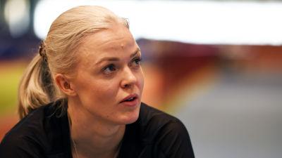 Jonna Berghem våren 2021.