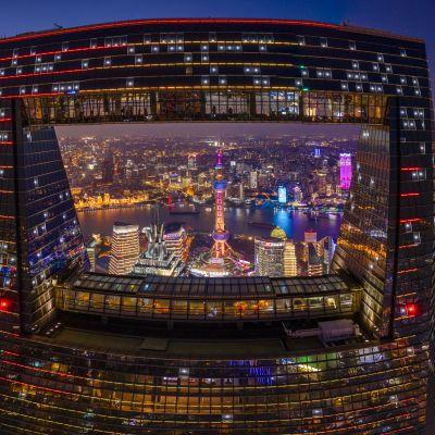 Shanghai yöaikaa