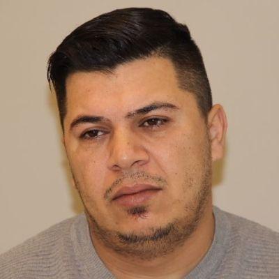 Poliisin etsimä Hayder Abduljabbar Al-Hmedavi. Hänestä on tehty eurooppalainen pidätysmääräys.