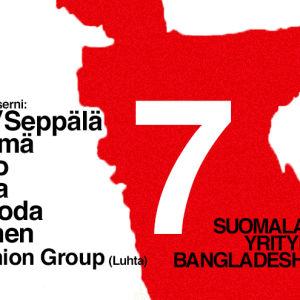 Suomalaiset vaatebrandit Bangladeshissa, MOT-kysely