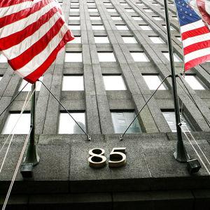 Goldman Sachsin rakennus New Yorkissa