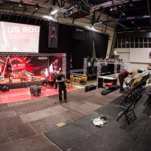 Uppståndelsen kring spelevenemanget Assembly öppnade upp turneringarna för båda könen.