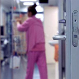 kuva sairaalasta