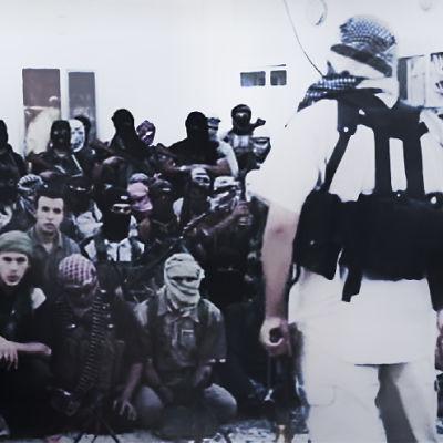 Isis-taistelijoita