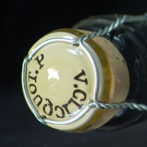 Veuve Clicquet -samppanjaa