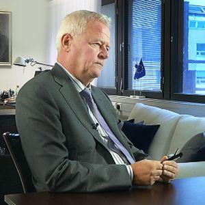 Verohallinnon pääjohtaja Pekka Ruuhonen