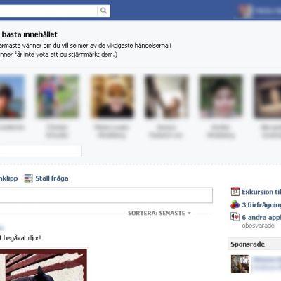Facebook vill att du skall kategorisera dina vänner