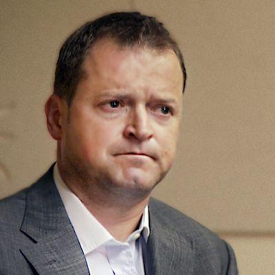 Ian Richardson toimii apulaisprofessorina Tukholman yliopistossa.