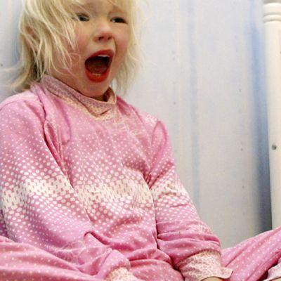 Lapset ovat aina hankalia. Kuva: Mika kanerva, Yleisradio.