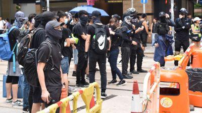 Hongkongs ledning beskyllde lärarförbundet för att sporra skolelever att delta i de antikinesiska demonstrationerna år 2019. Hundratals elever häktades och många åtalades för grova brott.