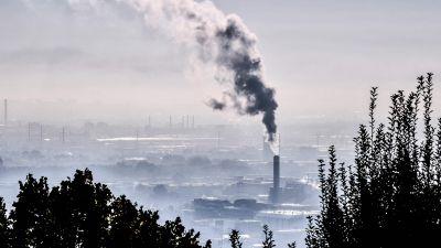 Utsläpp i Lyon, Frankrike