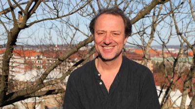Porträtt på Christian Azar.