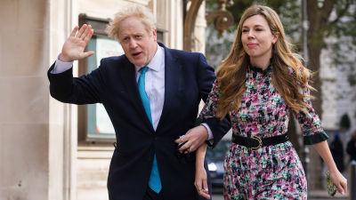 Britannian pääministeri avioituu kesällä 2022, kertoo The Sun -lehti