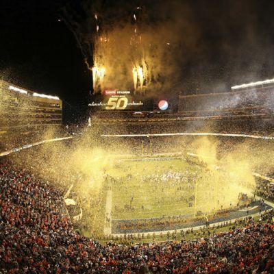 Super Bowl San Fransiscossa.