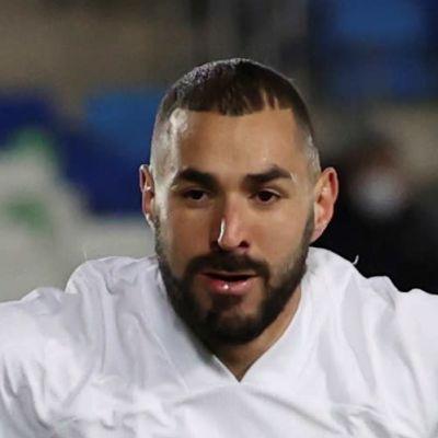 Karim Benzema firar mål