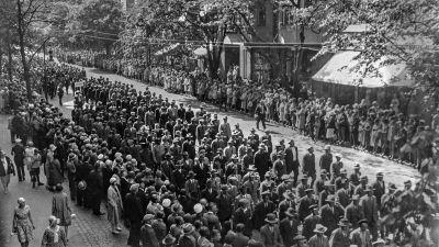 Lapporörelsens bondemarsch, 1930