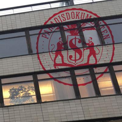 Afarak Groups huvudkontor i Helsingfors.