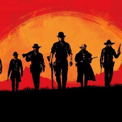 Bild på Playstation-spelet Red Dead Redemption 2