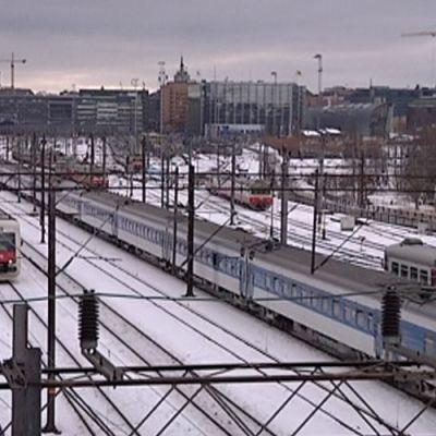 Helsingin luminen ratapiha
