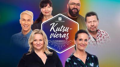 Radio Suomen kutsuvieraat.