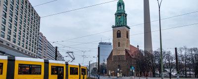 Pyhän Marian kirkko Berliinissä.