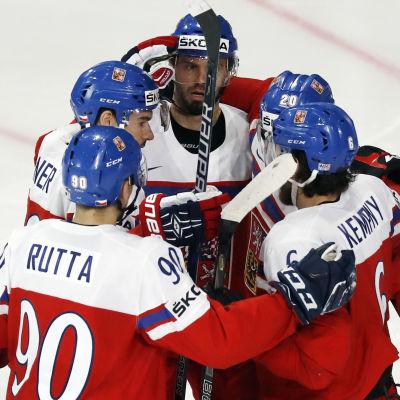 Tjeckien, ishockey-VM 2017.
