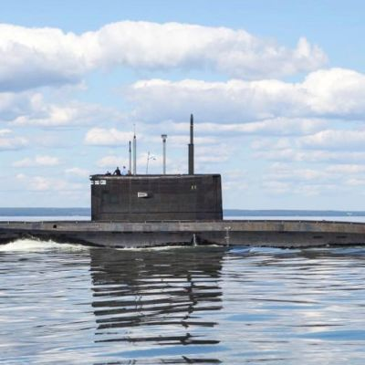 Venäläinen Krasnodar -sukellusvene.