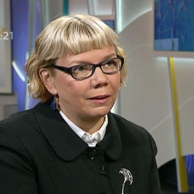 Elina Grundström.